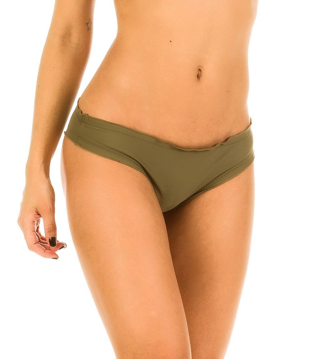 Khaki - Samba Ruffles Bottom