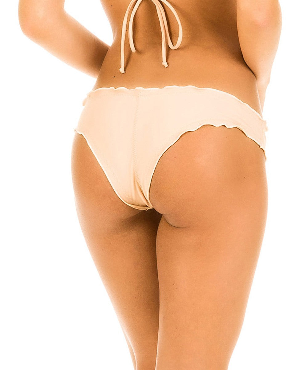 Pink Sand - Samba Ruffles Bottom
