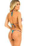 Cabana - Thong Bottom & Tri Top SET
