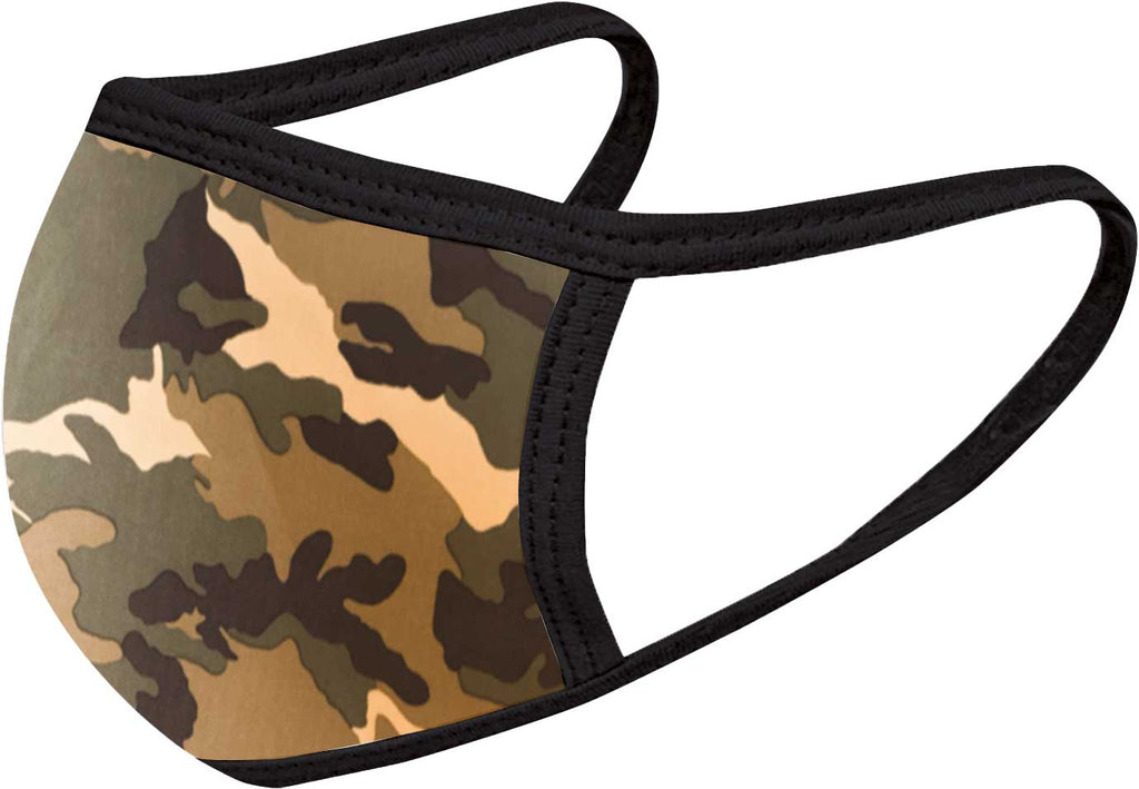 Army - FACE MASK - With pocket for filter
