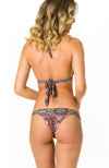 Hipster Bottom & Halter Top SET - Bali