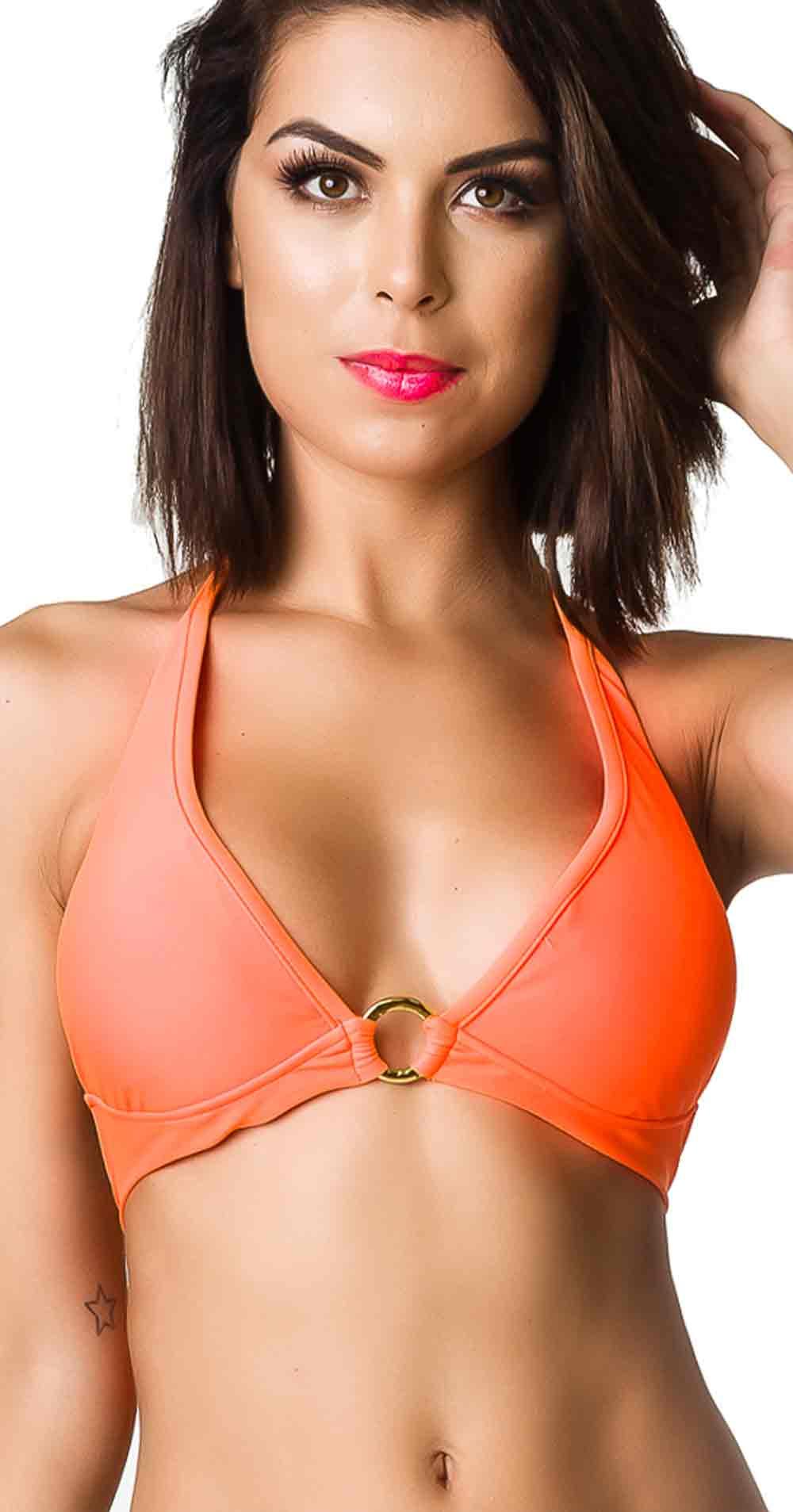 PAPAYA -  Halter Top