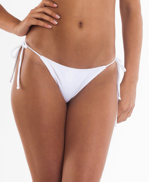 PRU WHITE - G String Thong  Bottom