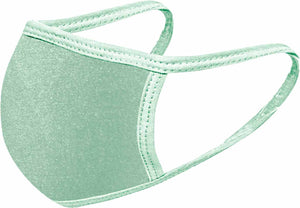 Mint - FACE MASK - With pocket for filter