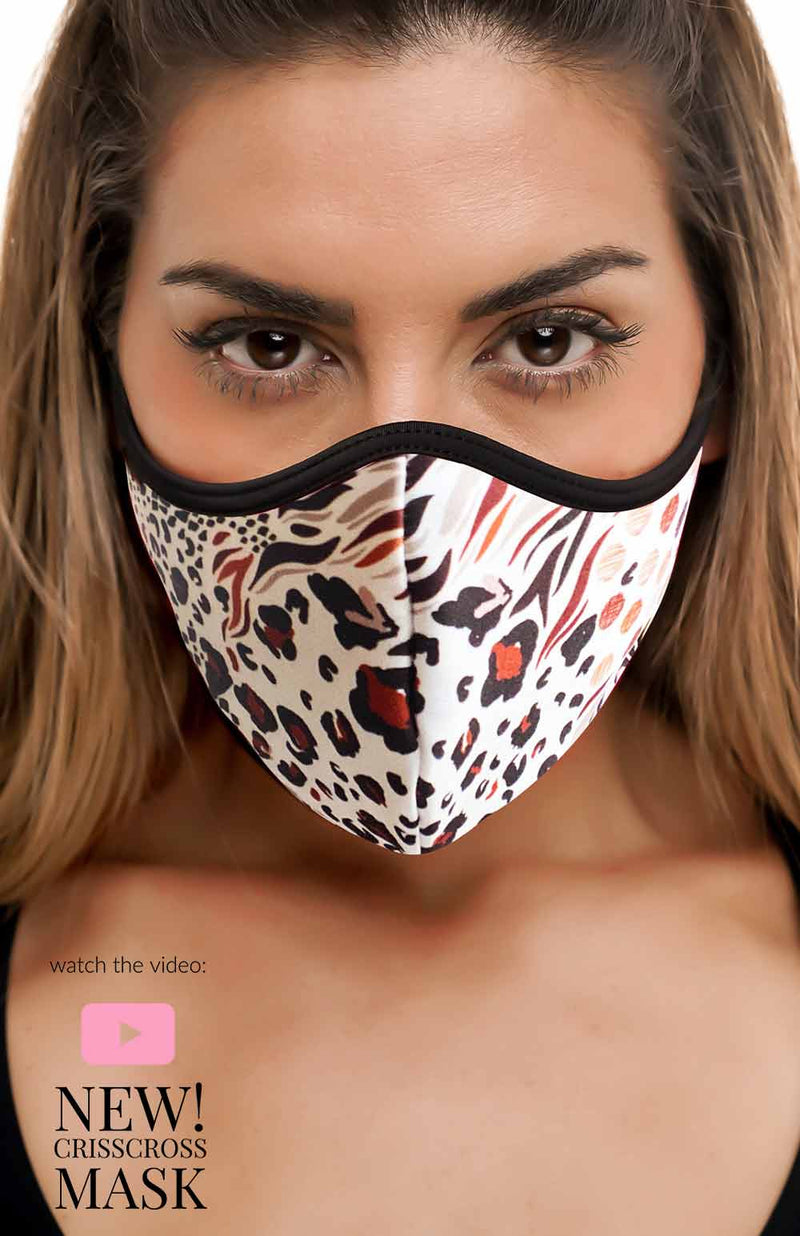 CrissCross TIGRESS - FACE MASK