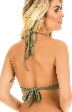 Army - Halter Top