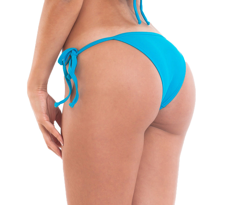 Celeste - string Tie Side Bottom