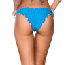 Blue - Ruffles Samba Bottom