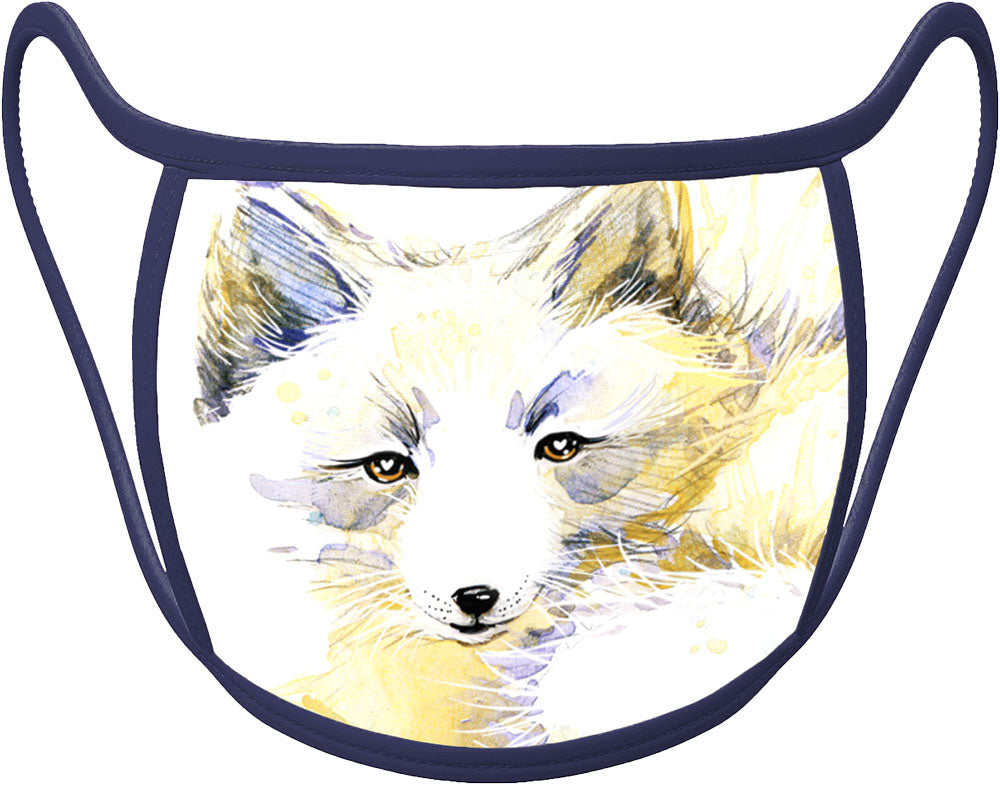 FOX - Classic Face Mask With Pocket For Filter