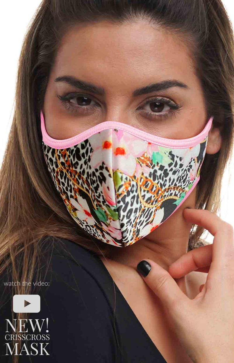 Crush Criss-Cross - FACE MASK