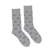 ORTC - Mens Socks | Grey Bicycles