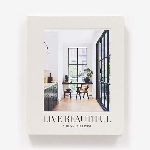 Live Beautiful | Athena Calderone