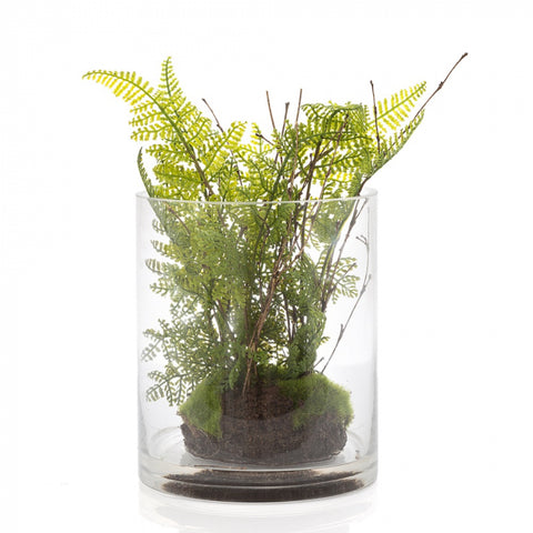 Faux - Fern in (Gel)  Water