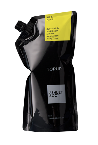 Ashley & Co - Wash Up - Top Up | Tui + Kahili