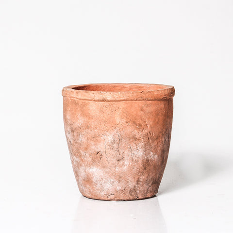 Avignon Terracotta Pot - Small Available online at Unearthed Homewares