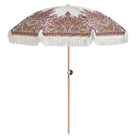 Basil Bangs Beach Umbrella Delfina