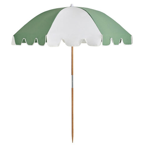 Weekend Umbrella by Basil Bangs | Sage