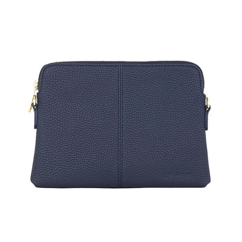 Elms + King - Bowery Wallet | French Navy
