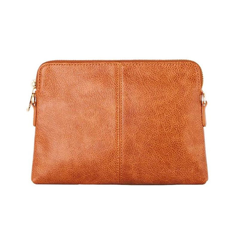 Elms + King - Bowery Wallet | Tan Pebble