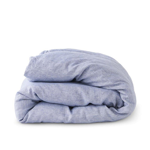 Society of Wanderers - Duvet Cover | Chambray - PREORDER