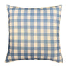 Cushion Cover | Classic Blue Check