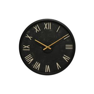 Clock - French Country Collections | Black