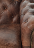 Leather Chesterfield - Eastside | 4 Seater
