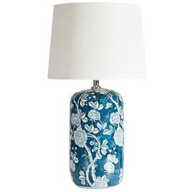 Fiore Lamp - Canvas and Sasson ar Unearthed Homewares