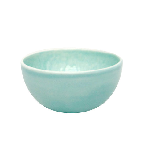 batch ceramics globe bowl in aqua @ unearthed homewares