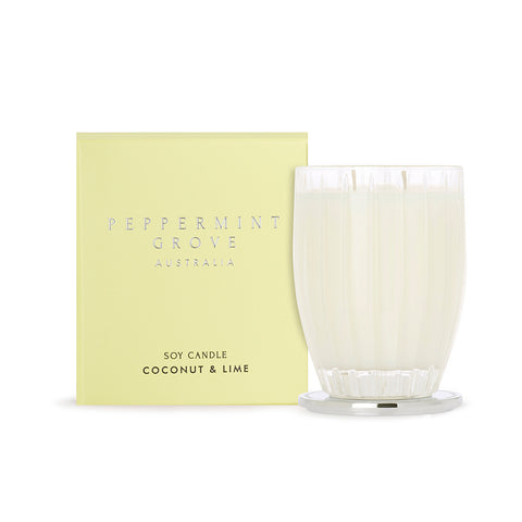 Peppermint Grove - Candle | Coconut & Lime