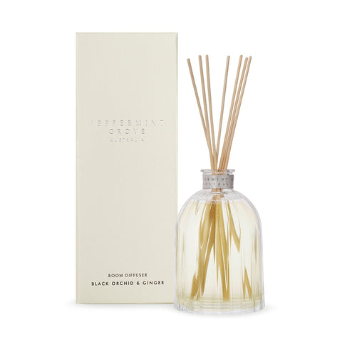 Peppermint Grove - Diffuser | Black Orchid & Ginger