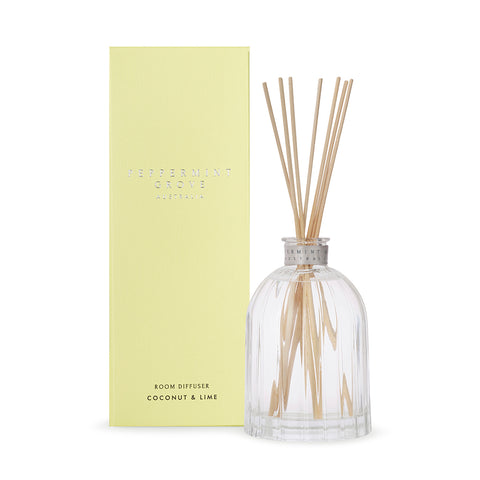 Peppermint Grove - Diffuser | Coconut & Lime