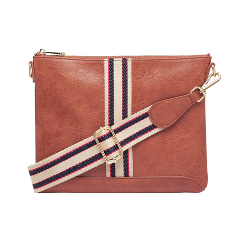 Elms and King - Balmoral Pouch |  Tan