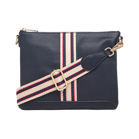 Elms and King - Balmoral Pouch |  Navy