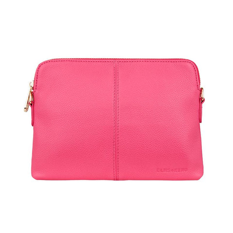 Elms and King Bowery Wallet in Fuchsia
