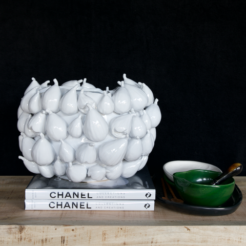 Ceramic Fig Bowl avail at unearthed homewares