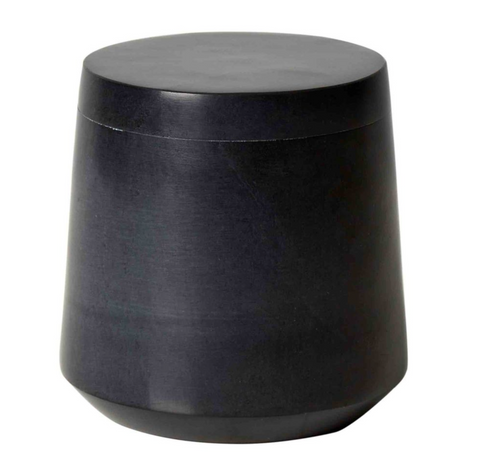 Marble Canister | Black