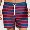 Port Willunga Red Swim Shorts by ORTC at Unearthed Homewares