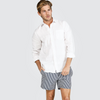 Manly Navy Swim Shorts by ORTC at Unearthed Homewares