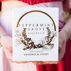 coconut and lychee candle by peppermint grove at Unearthed Homewares
