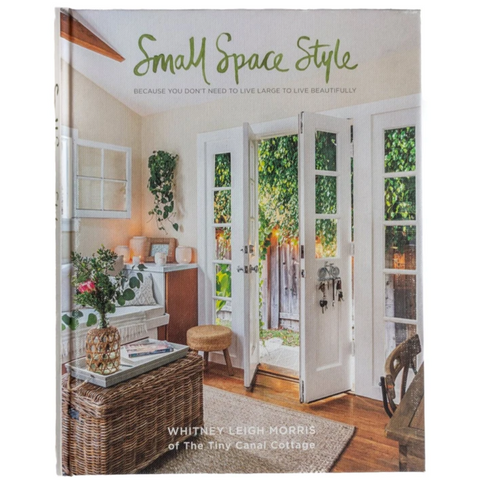 Small space style book at Unearthed Homewares