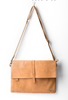 Laptop Bag by Juju and Co in Natural at Unearthed Homewares