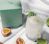 NEW PRODUCT!!! Limited Edition | Passionfruit + Lime Candle || Peppermint Grove