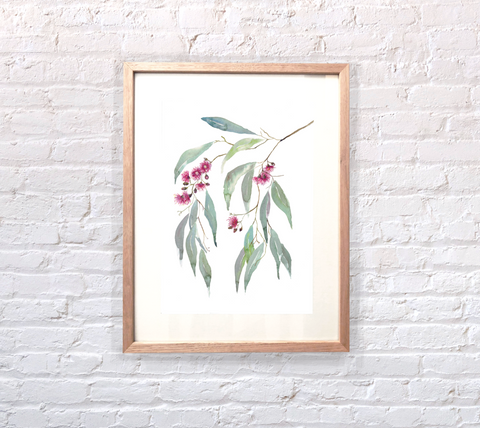 Framed Print - Summer Bloom | Nicola Waghorn