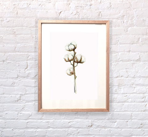 Framed Print - Plains | Nicola Waghorn