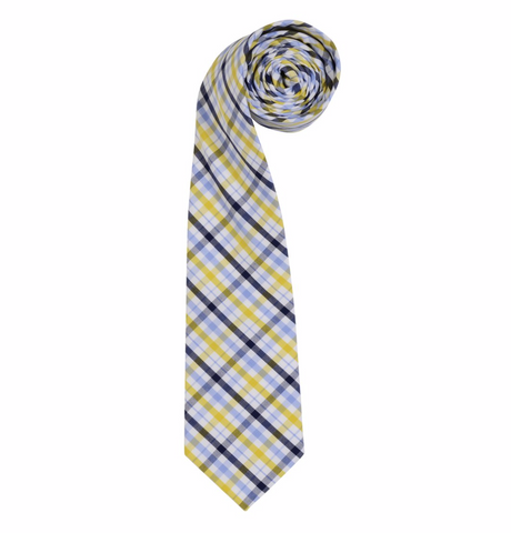 ORTC - Cotton Tie | Harold Yellow