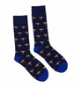 ORTC - Mens Socks | Navy Kangaroos