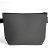 Base Stash Bag in Charcoal @ unearthed homewares