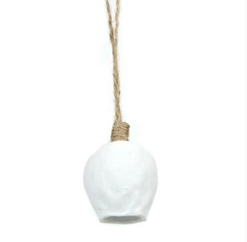 Xmas Decor - Gumnut | White