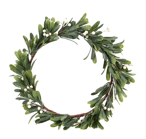 Wreath - Mistletoe